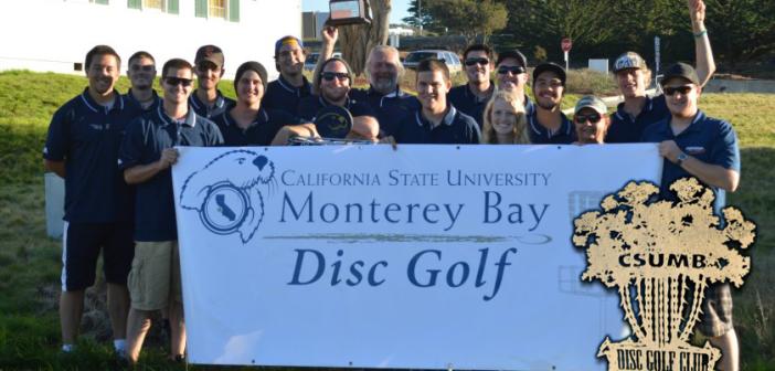 California State University-Monterey Bay Disc Golf Team