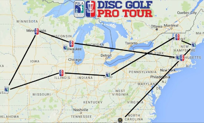 Disc Golf Pro Tour