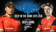 Avery Jenkins, Simon Lizotte lead Deep in the Game instructional tour