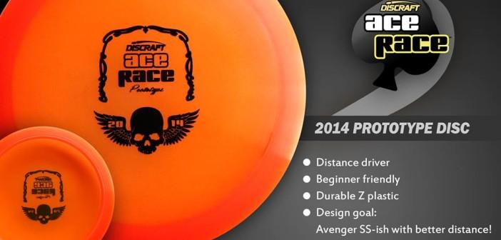 Discraft Ace Race 2014