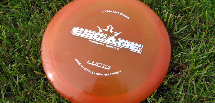 Dynamic Discs Escape