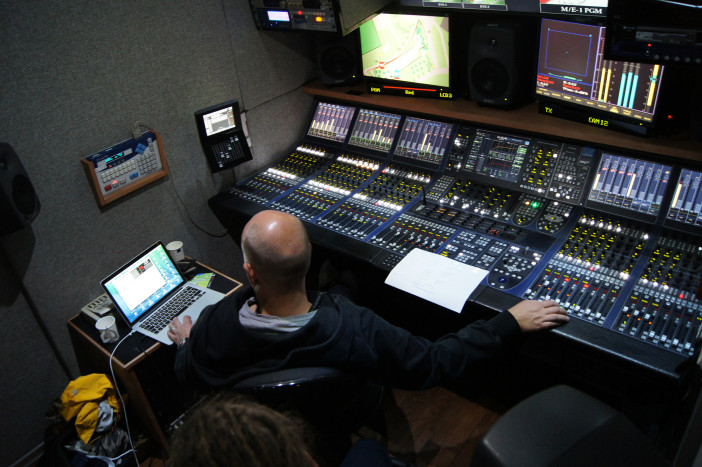 European Open Broadcast Crew