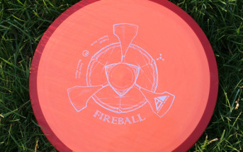 Axiom Discs Fireball