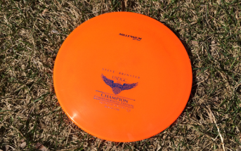 Millenium Golf Discs Steve Brinster Sentinel