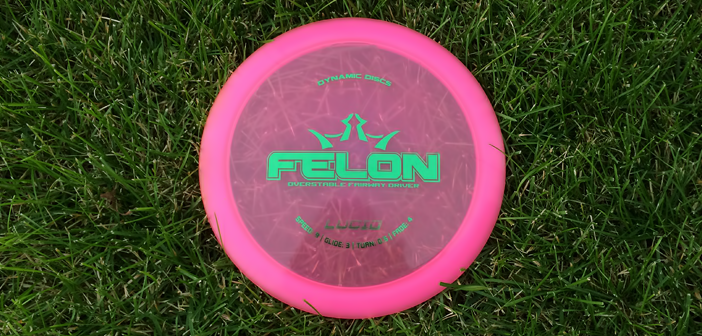 Dynamic Discs Felon
