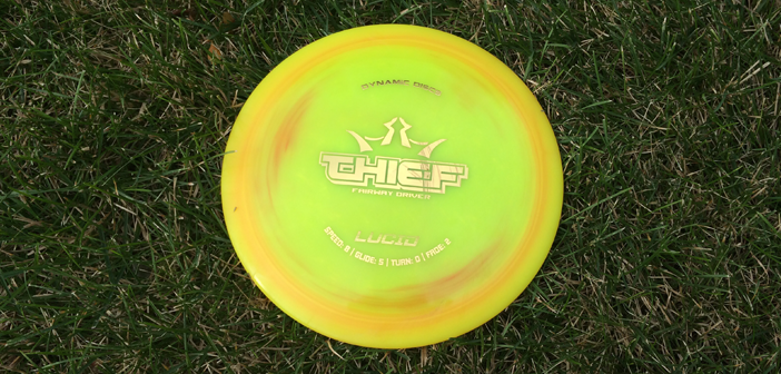 Dynamic Discs Thief