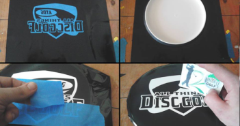 Disc Dyeing Tutorial