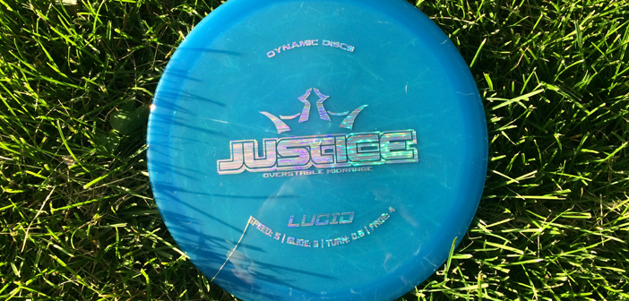Dynamic Discs Justice