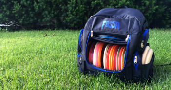 Fossa Disc Golf Tana Backpack