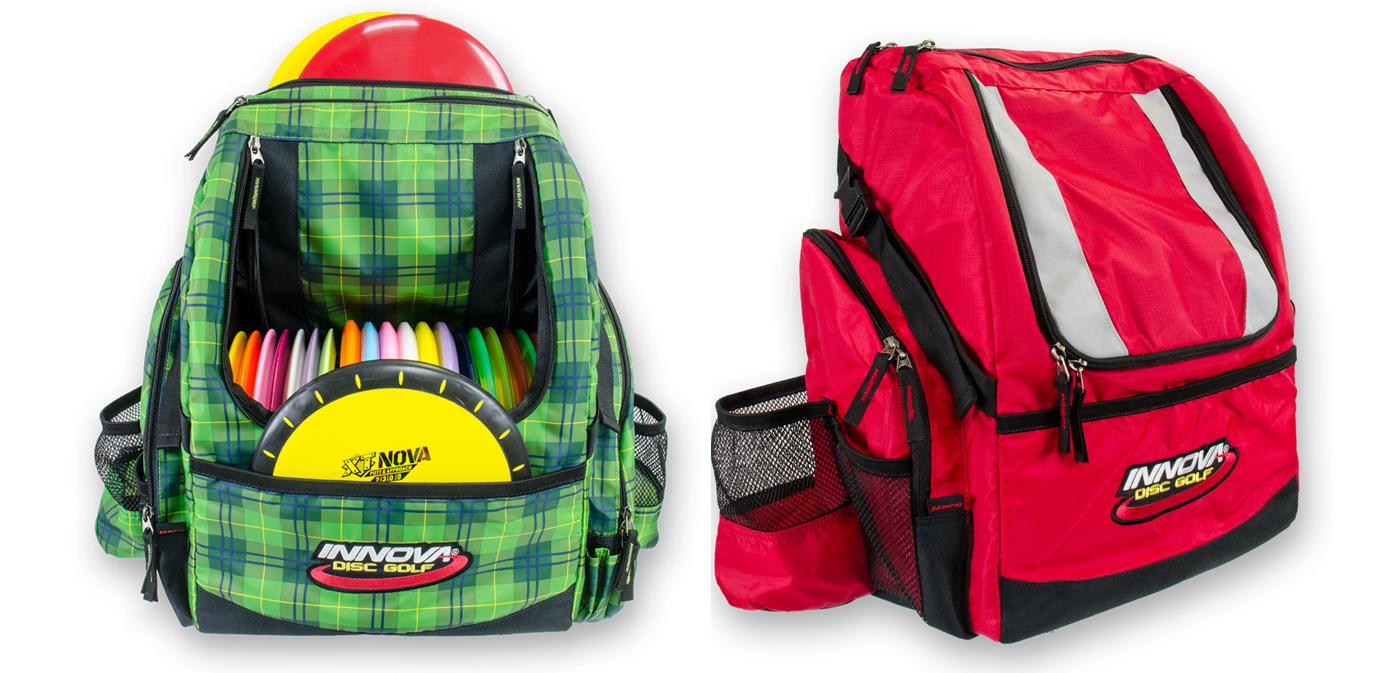 Innova Announces Heropack Disc Golf Backpack