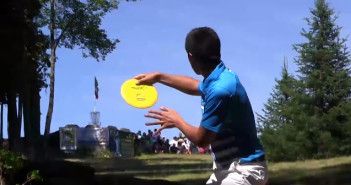 Paul McBeth - 2013 Vibram Open