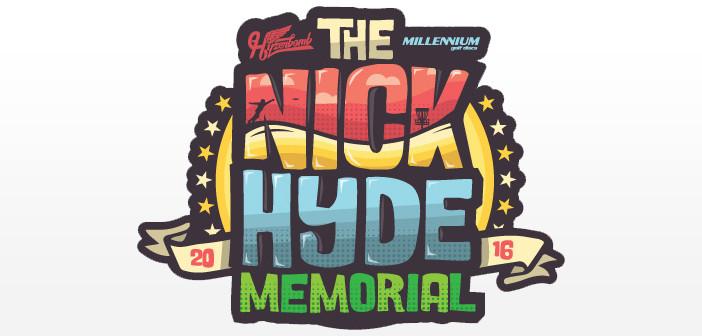 Nick Hyde Memorial 2016