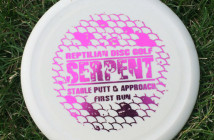 Reptilian Disc Golf Serpent