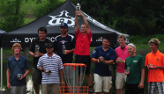 Steven Jacobs: 2013 PDGA Amateur Disc Golf World Champion