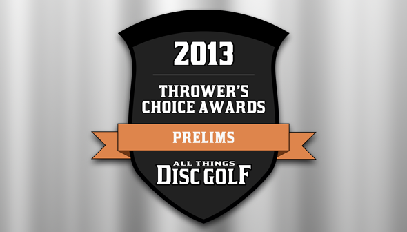 Thrower's Choice Awards 2013 - Prelims