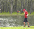 Brodie Smith, Avery Jenkins, Simon Lizotte - Disc Golf Trick Shots