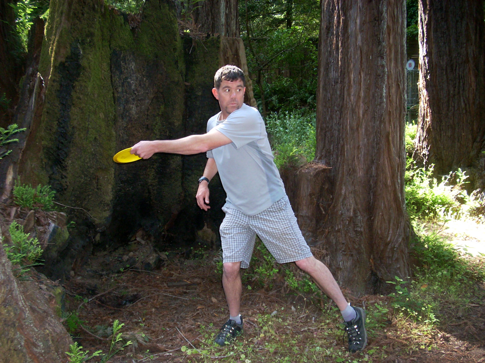Tips For Improving Your Disc Golf Backhand Shot All Things Disc Golf