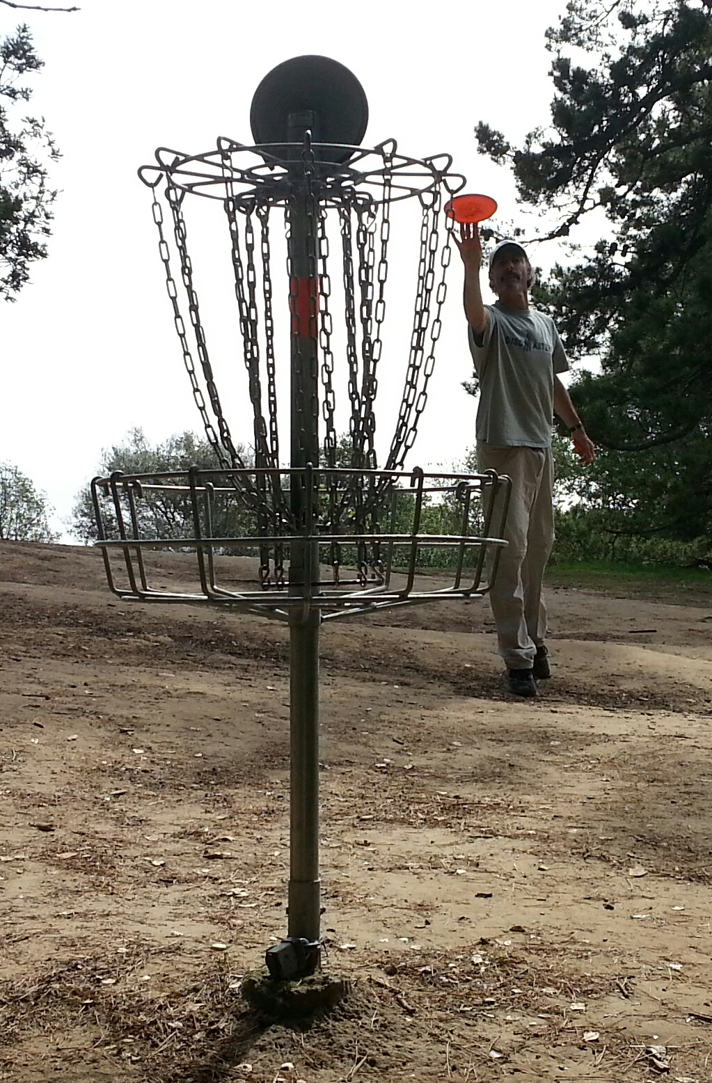 Disc golf lingo: many groups even have their own dialect