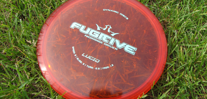 Dynamic Discs Fugitive