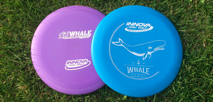 Innova Discs Whale Review - All Things Disc Golf
