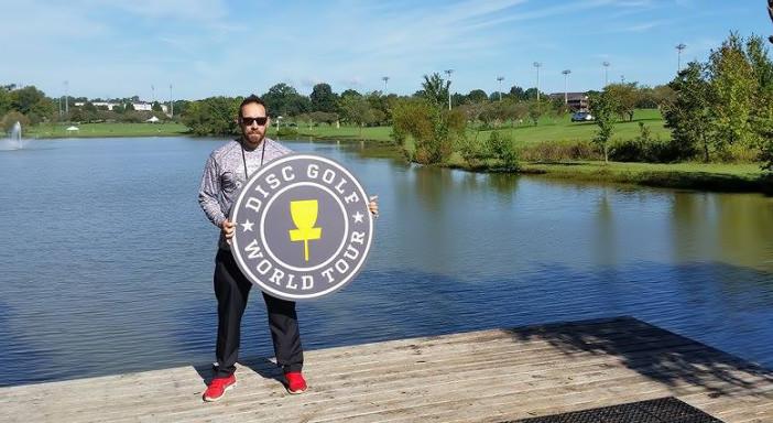 Jussi Meresmaa - Disc Golf World Tour