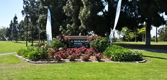 La Mirada Disc Golf Course