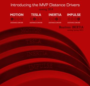 MVP Disc Sports Drivers