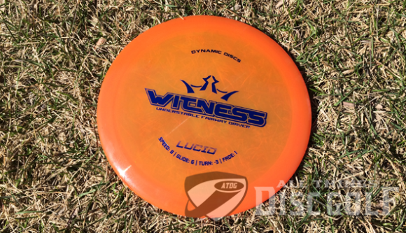 Dynamic Discs Witness