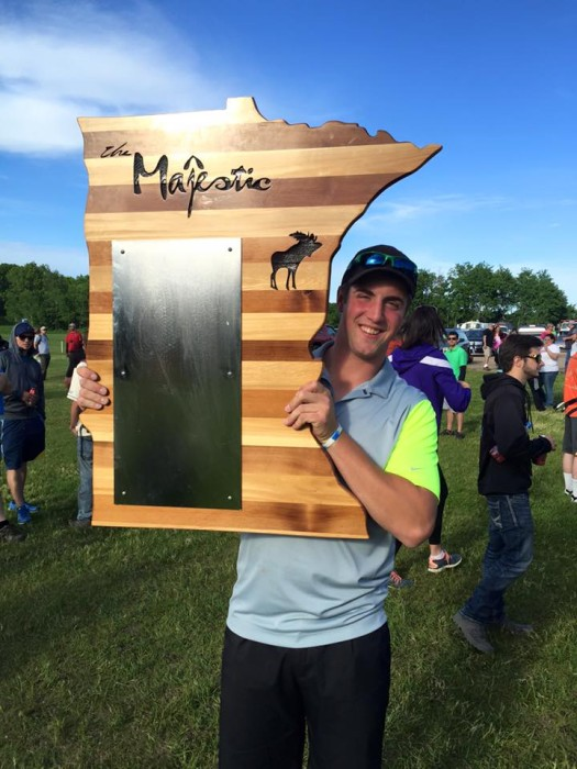 Alex Geisinger - Minnesota Majestic 2015