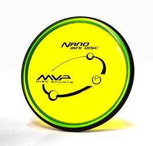 MVP Nano Mini Disc