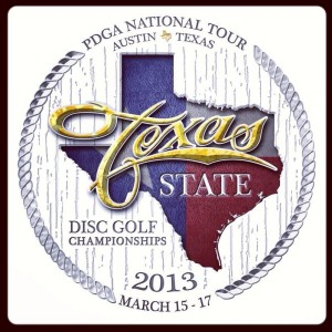 Texas State Disc Golf Championship 2013