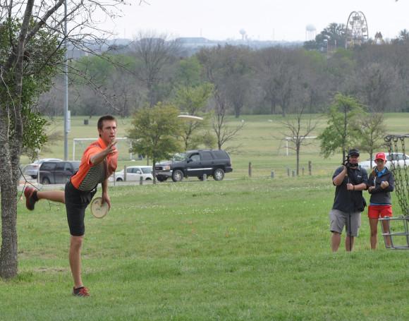 Texas States 2014 - Ricky Wysocki