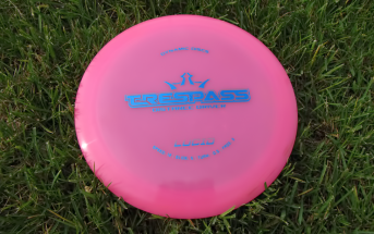 Dynamic Discs Trespass