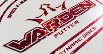 Dynamic Discs Warden