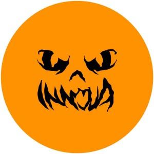 Innova Halloween Stamp 2009
